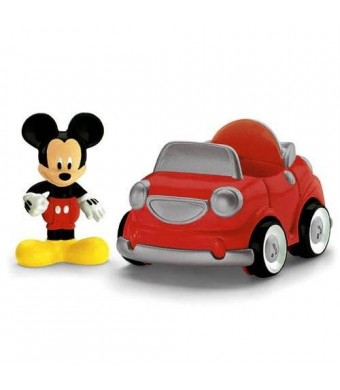 Mickey Mouse Mickey's Figure and Car Pack