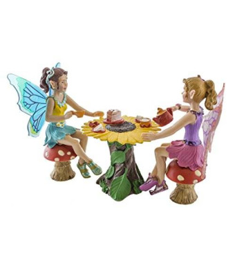 Safari Ltd. Safari Ltd Fairy Fantasies Tea Party Set