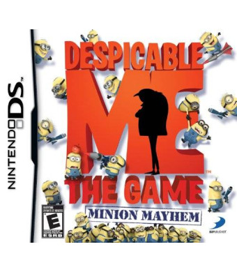 D3 Publisher Despicable Me: The Game: Minion Mayhem