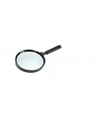 "US Toy One Jumbo 9"" Plastic Magnifying Glass"
