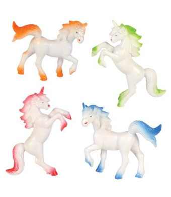 US Toy Unicorns Animals (12 per package)