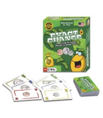Continuum Games Exact Change (2Nd Edition)
