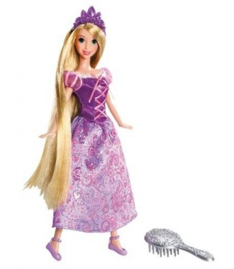 Mattel Disney Tangled Featuring Rapunzel Fashion Doll (Styles may vary)