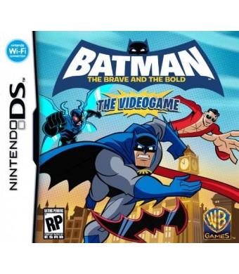 Warner Bros Batman Brave and the Bold - Nintendo DS