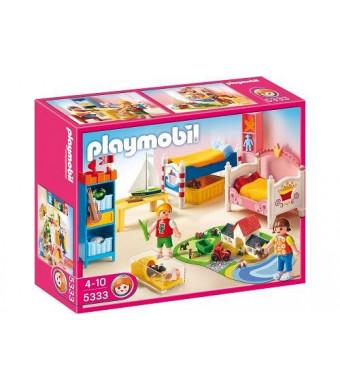 PLAYMOBIL Boy and Girl Room