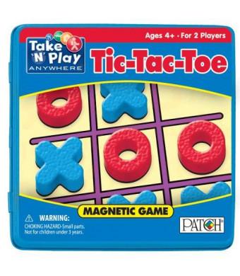 Patch Tic-Tac-Toe - Take 'N' Play Anywhere Game