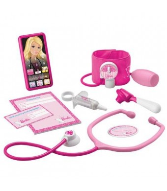 KIDdesigns Barbie Doctor Kit, Keeping Healthy