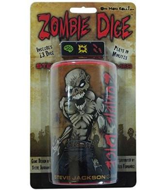 SJG Zombie Dice