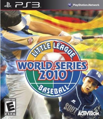 Activision Little League World Series 2010 - Playstation 3