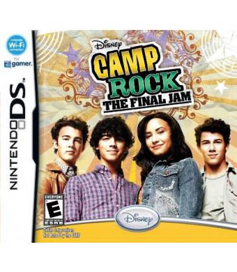 Disney Interactive Studios Camp Rock Final Jam - Nintendo DS