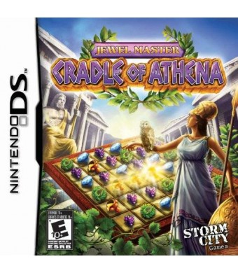 Solutions 2 Go Jewel Master: Cradle of Athena - Nintendo DS