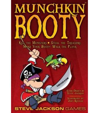 Steve Jackson Games Munchkin Booty