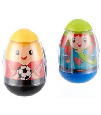 Playskool Weebles 2-Pack - Sports