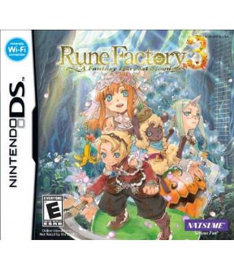 Natsume Rune Factory 3: A Fantasy Harvest Moon