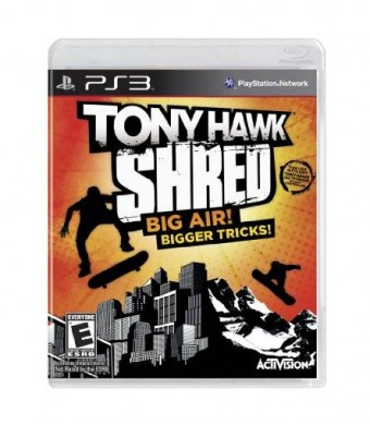 Activision Tony Hawk: Shred Stand-Alone Software - Playstation 3