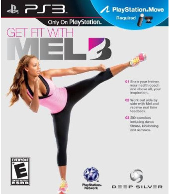 Sony Get Fit with Mel B - Playstation 3