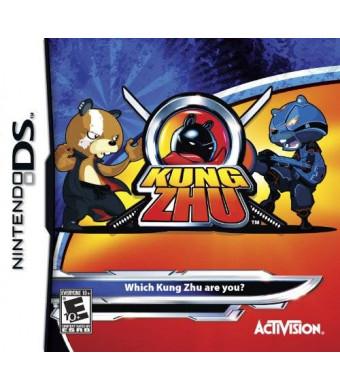 Activision Kung Zhu - Nintendo DS