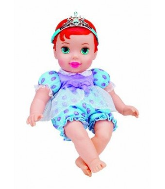 My First Disney Princess Baby Doll - Ariel (Style will Vary)