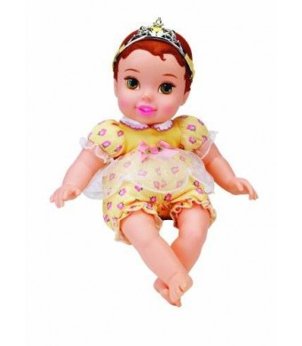 My First Disney Princess Baby Doll - Belle (Style will Vary)