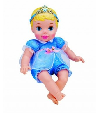 My First Disney Princess Baby Doll - Cinderella (Style will Vary)