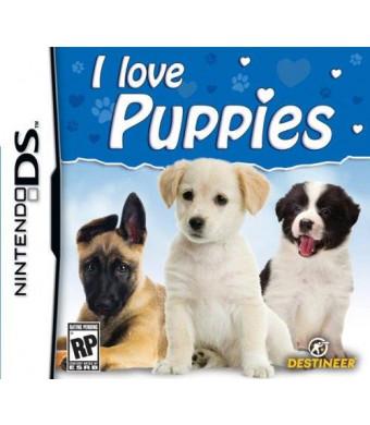 Destineer DS I Love Puppies