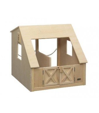 Breyer Wood Stable - For Breyer Traditional and Classics Toy Horse Models