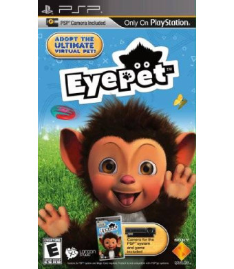 EyePet with Camera - Sony PSP
