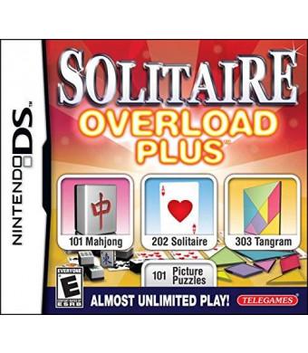 Telegames Solitaire Overload Plus - Nintendo DS
