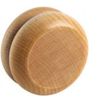 Maple Landmark Plain Wooden Yo-Yo - Made in USA