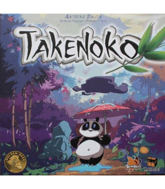 Asmodee Takenoko Board Game
