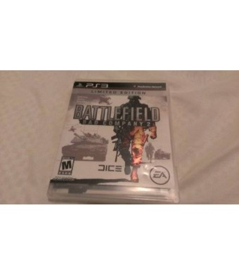 Electronic Arts Battlefield Bad Company 2 Limited Edition