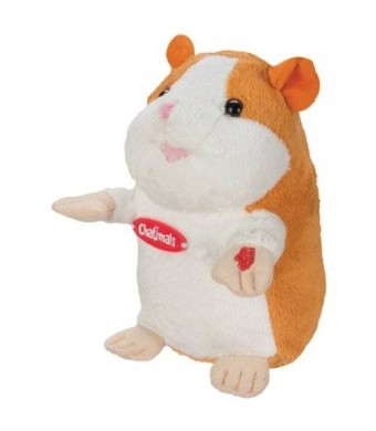 Dragon-i Toys Chatimal the Talking Hamster Repeats What You Say