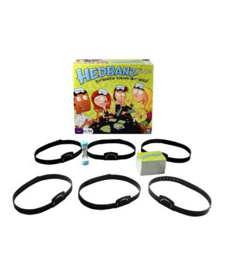 Spin Master Games Adult HedBanz Game