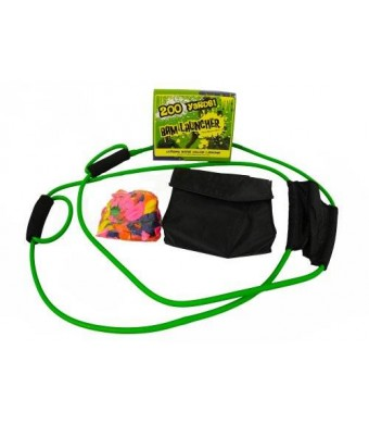 Bam Launcher 200 Yard 3 Person Water Balloon Launcher *Free Balloons and Carrying Case*