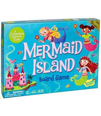 Peaceable Kingdom / Mermaid Island Cooperative Game for Kids