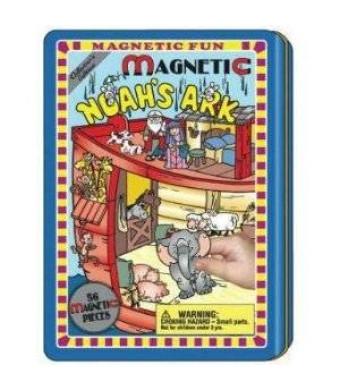 Lee Publications Noah's Ark Magnetic Fun Tin