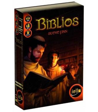 IELLO Biblios Board Game
