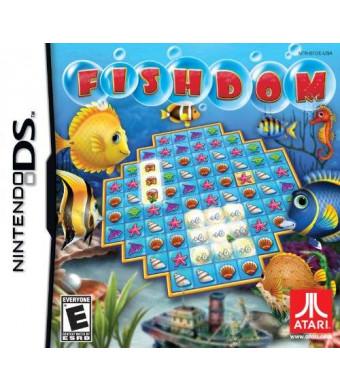Atari Fishdom - Nintendo DS