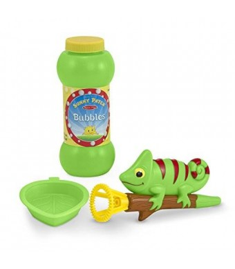 Melissa & Doug Melissa and Doug Sunny Patch Verdie Chameleon Bubble Blower