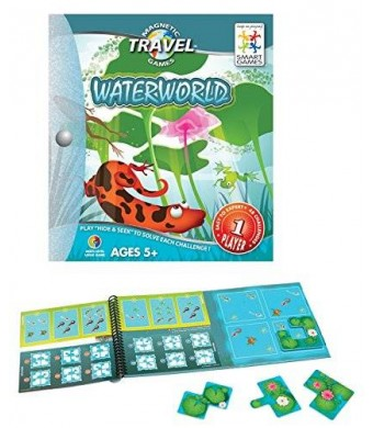 SmartGames Travel WaterWorld