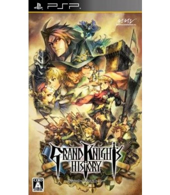 MARVELOUS ENTERTAINMENT Grand Knights History [Japan Import]