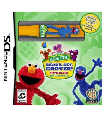 Warner Brothers Sesame Street: Ready, Set, Grover! - Nintendo DS
