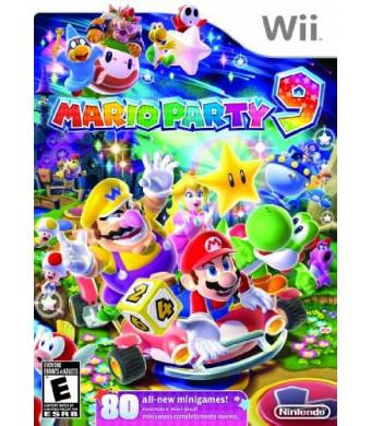 Nintendo Mario Party 9