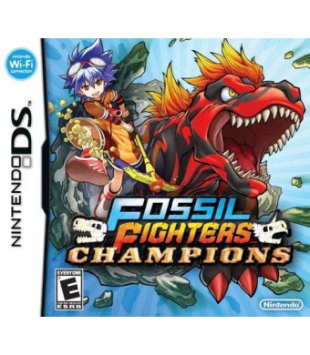 Nintendo Fossil Fighters: Champions