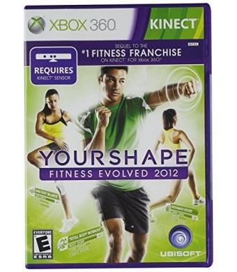 Ubisoft Your Shape Fitness Evolved 2012