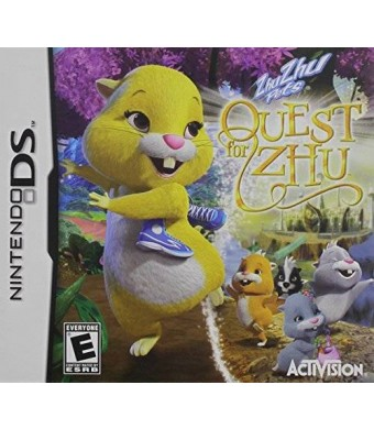 Activision Zhu Zhu Pets: Quest For Zhu - Nintendo DS