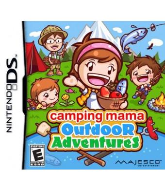 Majesco Camping Mama Outdoor Adventures - Nintendo DS