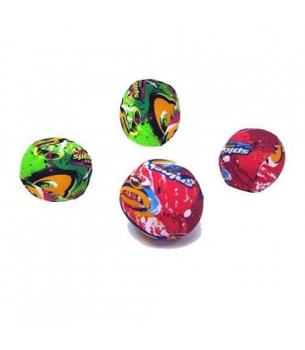 Prime Time Toys The Original Splash Bombs (4-Pack) (Colors may vary)