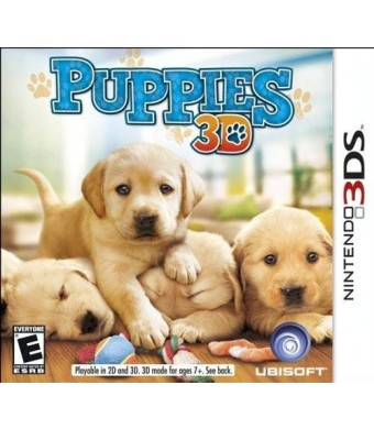 Ubisoft Puppies 3D