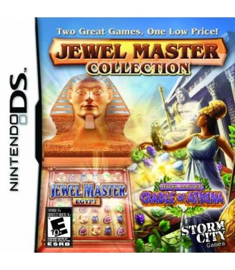 Solutions 2 Go Cradle of Athena / Jewel Master Egypt Double Pack - Nintendo DS